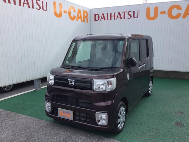 沖縄の中古車 ダイハツ ウェイク 車両価格 131万円 リ済別 2020(令和2)年 20km プラムブラウンクリスタルマイカ