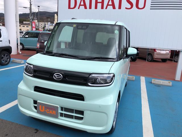 ダイハツ Xセレクション 4WD・LEDヘッドランプ・シートヒーター・両側スライドドア・ホイールキャップ・キーフリー
