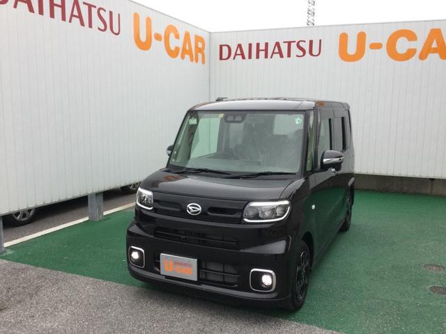 沖縄県豊見城市の中古車ならタント Xターボ