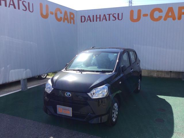 沖縄の中古車 ダイハツ ミライース 車両価格 90万円 リ済別 2020(令和2)年 9km ブラックマイカM