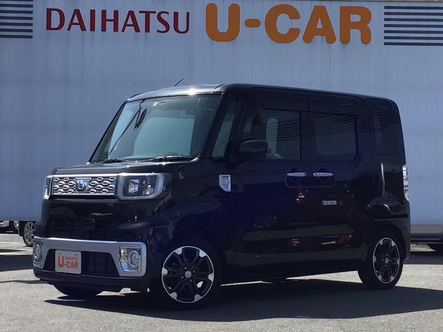 ダイハツ G SA/ターボ車/走行距離無制限一年保証/ ナビ/ETC/ドライブレコーダー/スマアシ/