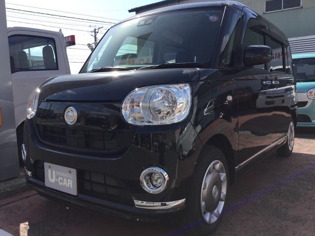 ダイハツ Xブラックインテリアリミテッド SAIII 4WD キーフリーシステム オートライト/ハイビーム 両側電動スライドドア Bluetooth対応CD/USBオーディオ オートエアコン 助手席エアバッグ バックカメラ LEDフォグランプ