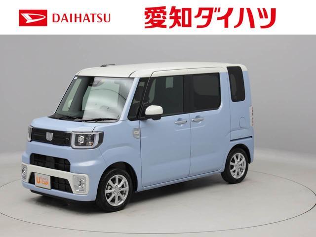 ダイハツ LリミテッドSAIII 残価設定型クレジット対象車 ディーラー保証1年付き ツートンカラー