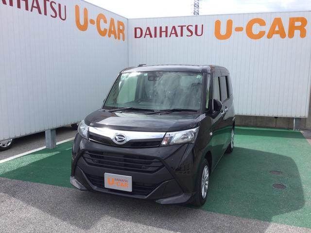 沖縄の中古車 ダイハツ トール 車両価格 149万円 リ済別 2020(令和2)年 0.4万km ブラックマイカM