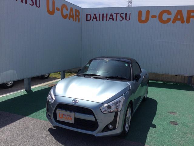 沖縄県の中古車ならコペン ローブ