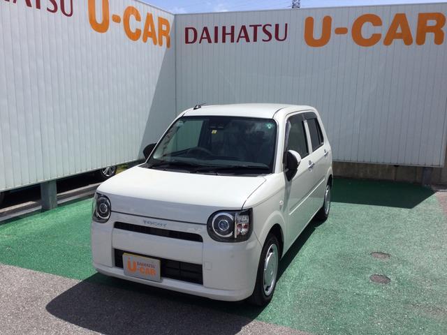 沖縄の中古車 ダイハツ ミラトコット 車両価格 114万円 リ済別 2020(令和2)年 0.7万km パールホワイト3