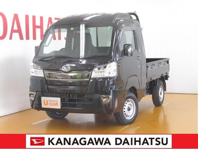 ダイハツ ジャンボSAIIIt -サポカー対象車- スマアシ エアコン 大型荷台作業灯 4WD パワーウインドウ キーレス