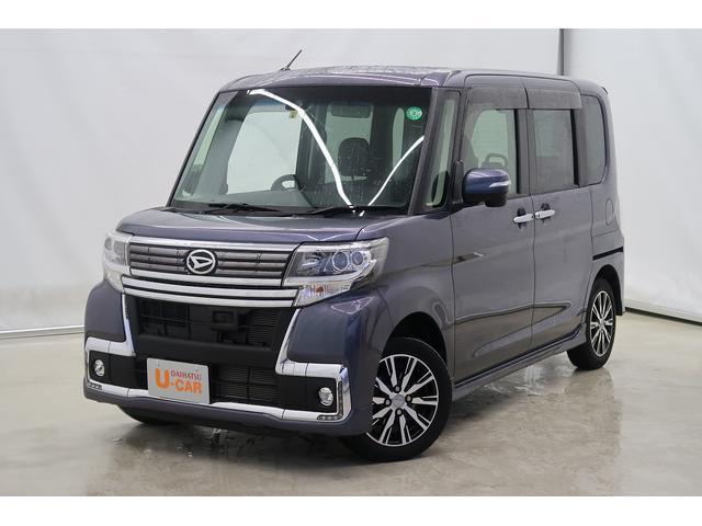 ダイハツ カスタムX トップエディションSAII ナビ・キーフリー・バックモニター・ETC