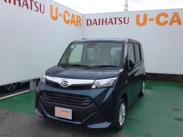 沖縄県うるま市の中古車ならトール G SAIII