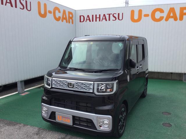 沖縄県豊見城市の中古車ならウェイク G 純正8インチナビ 15インチアルミ LEDヘッドライト