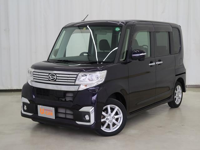 ダイハツ カスタムX ナビ・キーフリー・4WD