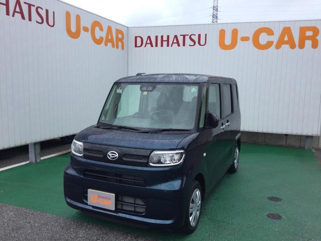 沖縄の中古車 ダイハツ タント 車両価格 151万円 リ済別 2020(令和2)年 7km レーザーブルークリスタルシャイン