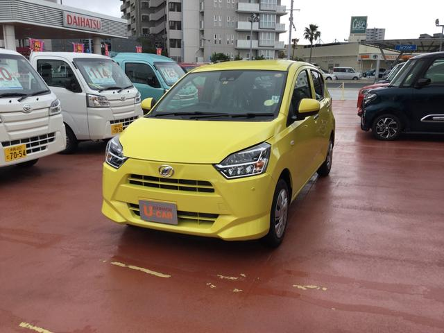 沖縄県浦添市の中古車ならミライース X リミテッドSAIII