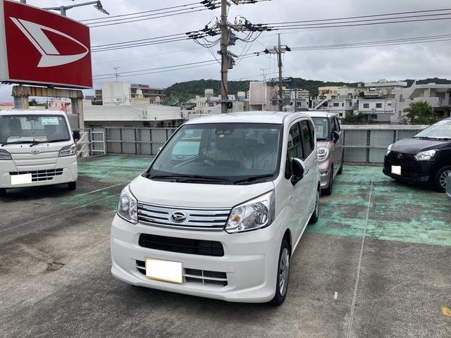 沖縄県の中古車ならムーヴ L SAIII 電動格納ドアミラー キーレスエントリー マニュアルエアコン
