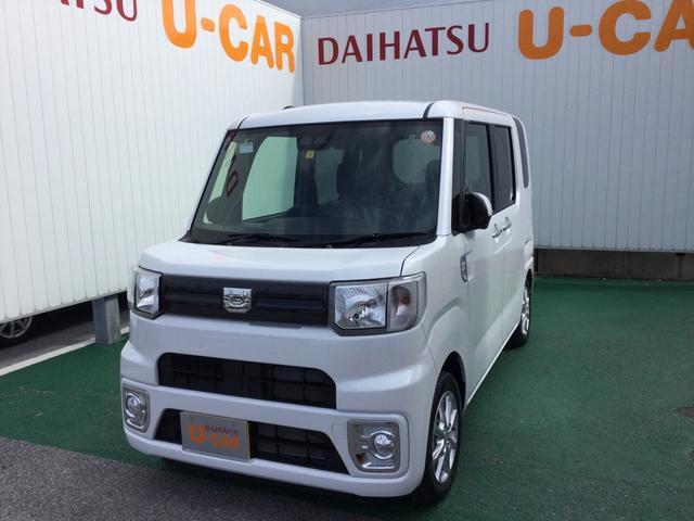 沖縄県豊見城市の中古車ならウェイク L レジャーエディションSAIII
