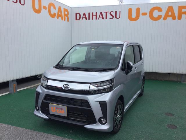 沖縄の中古車 ダイハツ ムーヴ 車両価格 149万円 リ済別 2021(令和3)年 4km ブライトシルバーM
