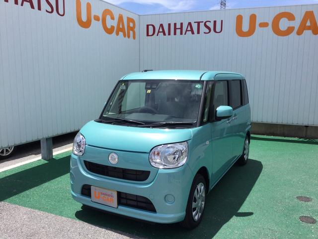 沖縄の中古車 ダイハツ ムーヴキャンバス 車両価格 135万円 リ済別 2020(令和2)年 5km ファインミントM