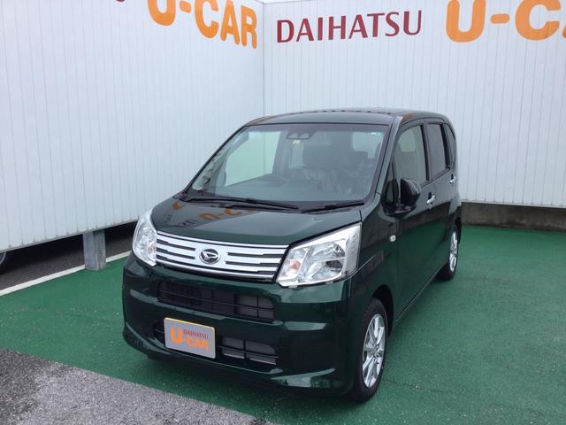 沖縄の中古車 ダイハツ ムーヴ 車両価格 114万円 リ済別 2020(令和2)年 5km ダークエメラルドマイカ