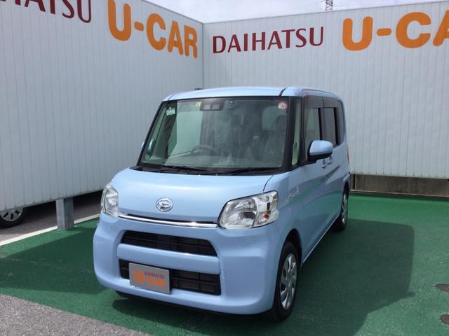 沖縄県うるま市の中古車ならタント ウェルカムシートX SAIII