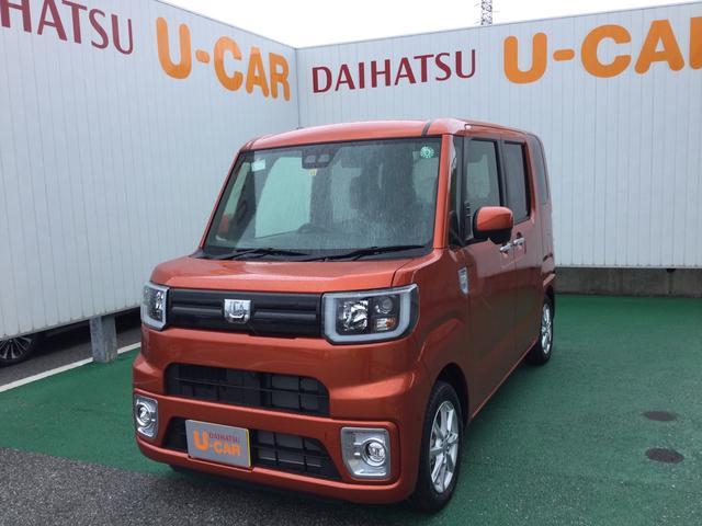 沖縄の中古車 ダイハツ ウェイク 車両価格 156万円 リ済別 2020(令和2)年 5km トニコオレンジM