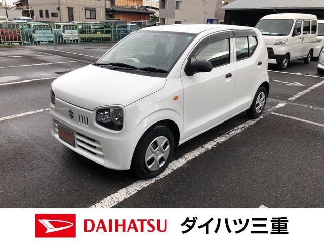 スズキ アルト F 車検整備付き CD&ドラレコ(前後)