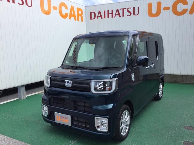 沖縄県豊見城市の中古車ならウェイク LリミテッドSAIII