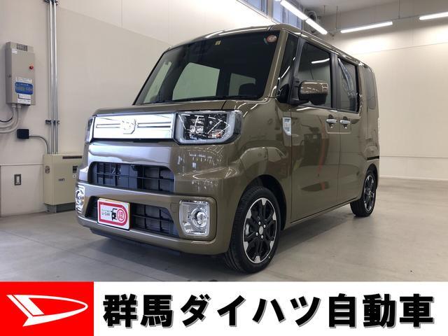 ダイハツ GターボリミテッドSAIII 2WD プッシュスタート オートエアコン 両側電動スライドドア 電動ドアミラー