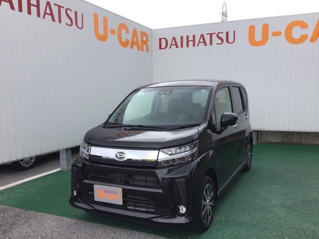 沖縄の中古車 ダイハツ ムーヴ 車両価格 128万円 リ済別 2020(令和2)年 6km ブラックマイカM