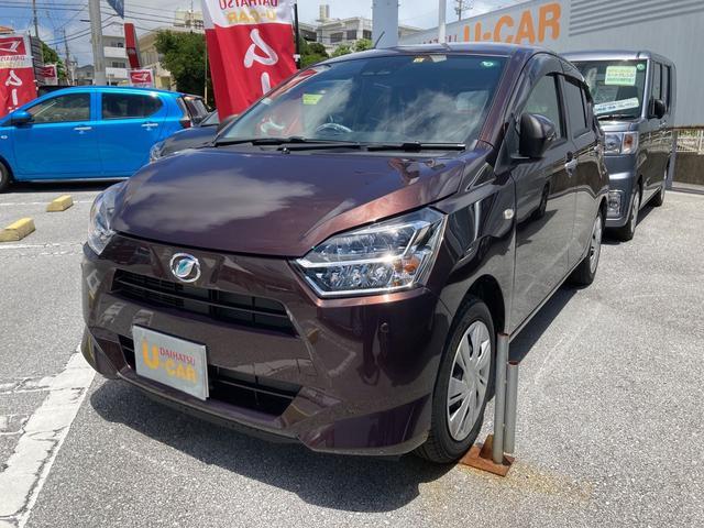 沖縄県うるま市の中古車ならミライース X SAIII