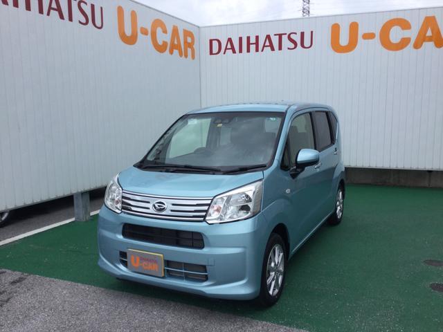 沖縄の中古車 ダイハツ ムーヴ 車両価格 114万円 リ済別 2020(令和2)年 5km スカイブルーM