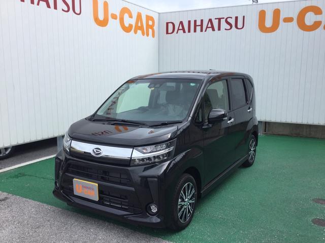 沖縄の中古車 ダイハツ ムーヴ 車両価格 138万円 リ済別 2020(令和2)年 6km ブラックマイカM