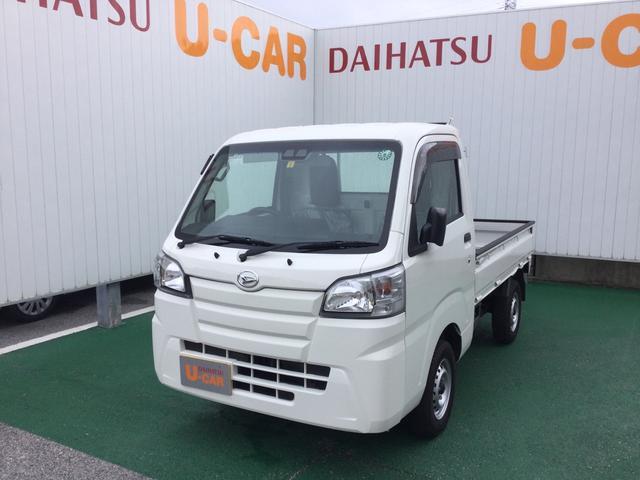 沖縄の中古車 ダイハツ ハイゼットトラック 車両価格 83万円 リ済別 2020(令和2)年 0.4万km ホワイト