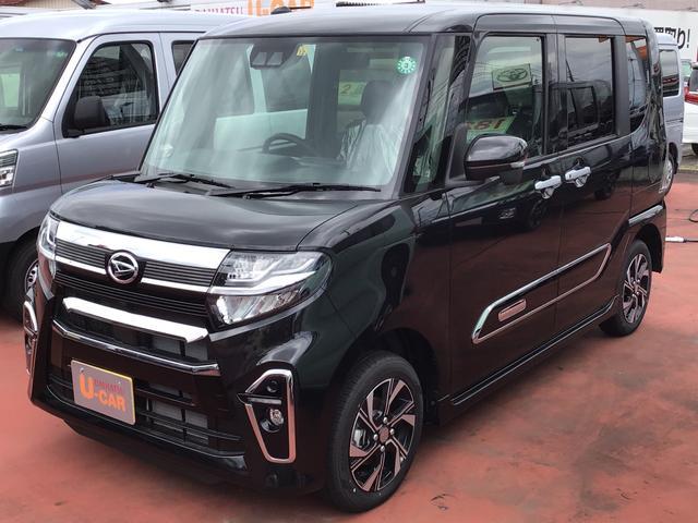 ダイハツ カスタムXスタイルセレクション 4WD