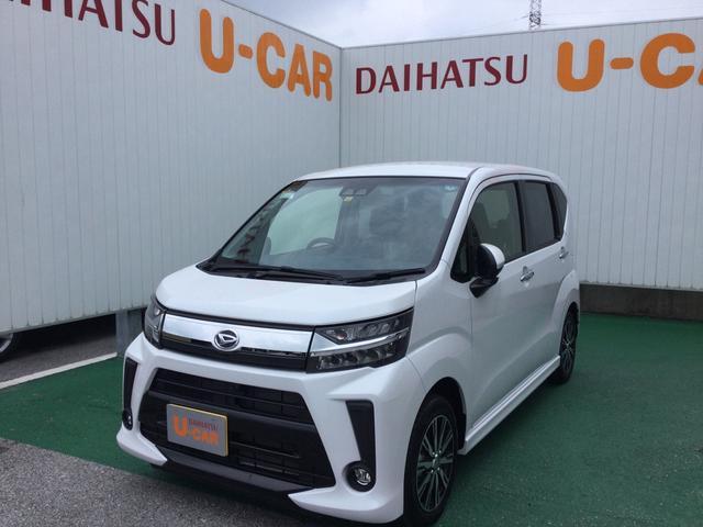 沖縄の中古車 ダイハツ ムーヴ 車両価格 128万円 リ済別 2020(令和2)年 5km シャイニングホワイトパール