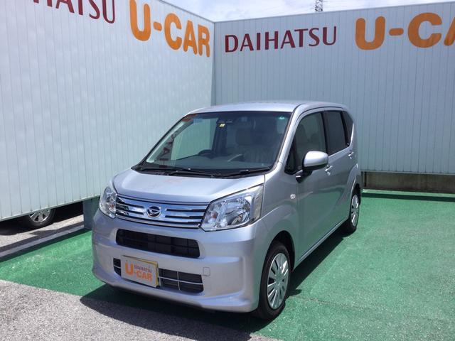 沖縄の中古車 ダイハツ ムーヴ 車両価格 98万円 リ済別 2020(令和2)年 5km ブライトシルバーM