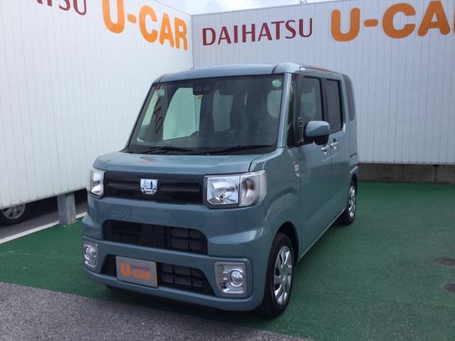 沖縄県豊見城市の中古車ならウェイク D SAIII