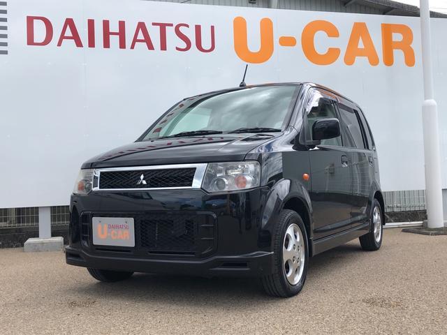 三菱 eKスポーツ X 走行2万1千キロ ナビ 車検整備付