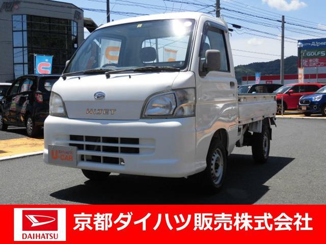 ダイハツ エアコン・パワステ スペシャル 4WD 3AT 純正デッキ エアコン パワステ