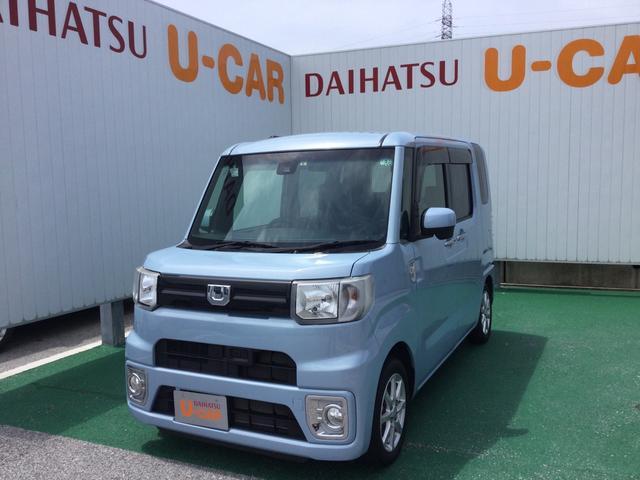 沖縄県浦添市の中古車ならウェイク L レジャーエディションSAII