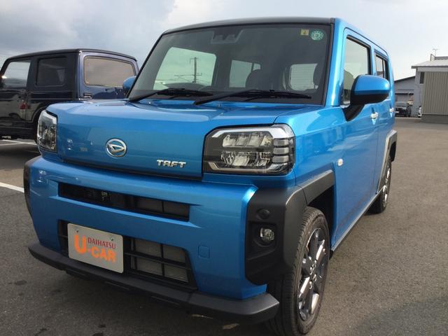 ダイハツ Gターボ 4WD