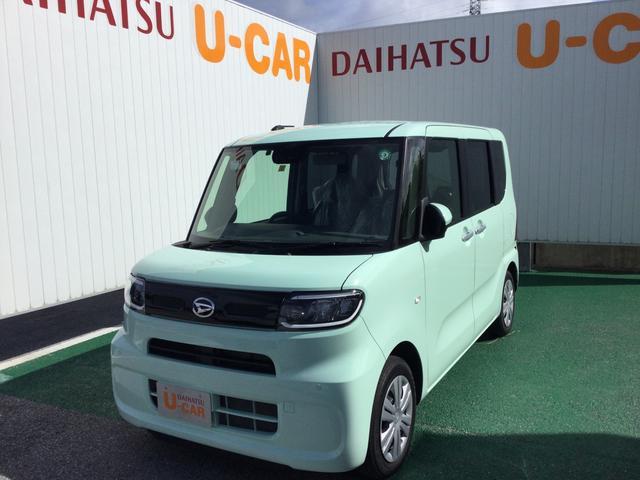 沖縄の中古車 ダイハツ タント 車両価格 146万円 リ済別 2019(令和1)年 1.0万km アイスグリーン