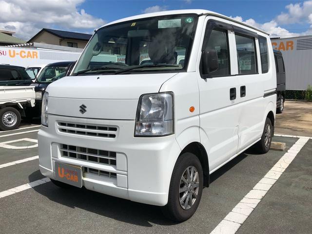 スズキ GA 4WD MT アルミ