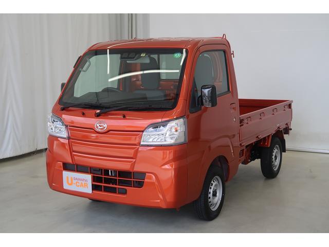 ダイハツ ハイゼットトラック スタンダードSAIIIt 4WD・AT・キーレス