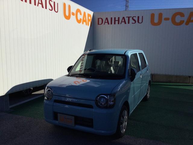 沖縄の中古車 ダイハツ ミラトコット 車両価格 106万円 リ済別 2021(令和3)年 7km サニーデイブルーM