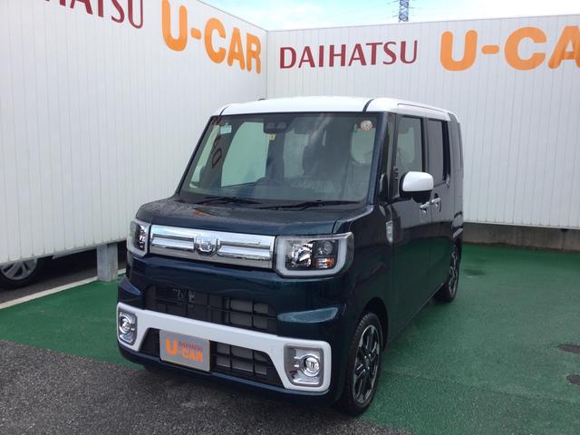 沖縄県の中古車ならウェイク Gターボ レジャーエディションSAIII