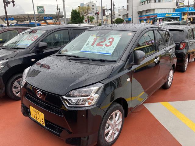 沖縄県浦添市の中古車ならミライース G リミテッドSAIII