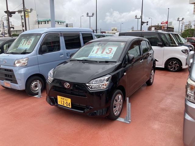 沖縄県浦添市の中古車ならミライース X SAIII