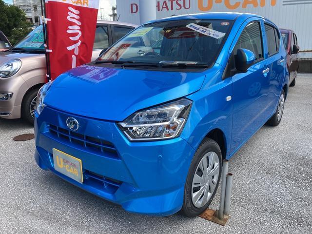 沖縄県の中古車ならミライース X リミテッドSAIII