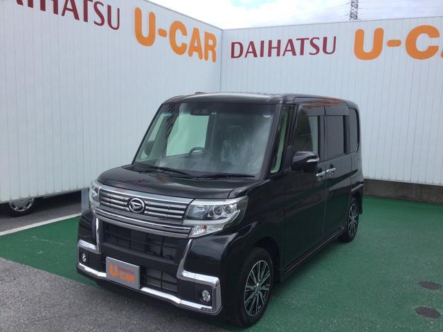 沖縄県うるま市の中古車ならタント カスタムX トップエディションSAIII