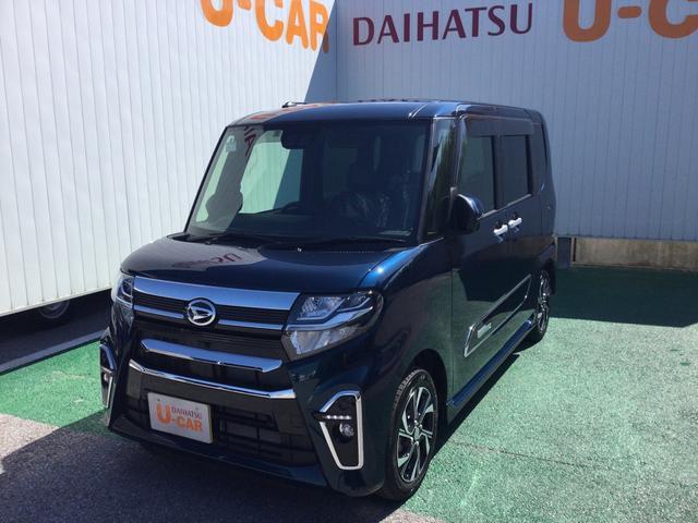沖縄県の中古車ならタント カスタムXスタイルセレクション